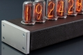 18-6 Leder Schwarz & Aluminium